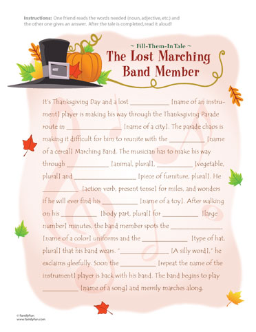 Crush image with regard to thanksgiving mad libs printable