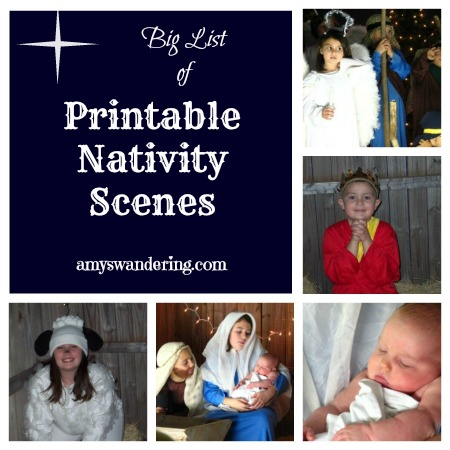 Enjoy searching through this list find that just-right nativity for ...