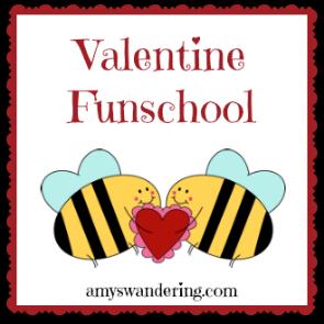 valentine funschool