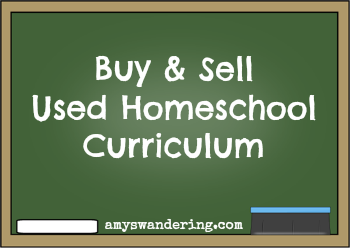 buy sell used homeschool curriculum
