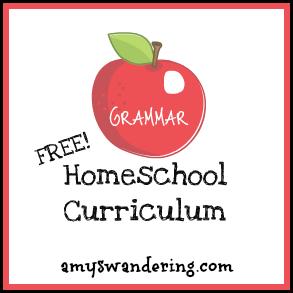 free grammar curriculum