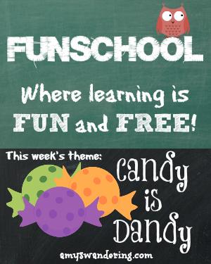 funschool candy is dandy