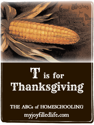 T is fir Thanksgiving