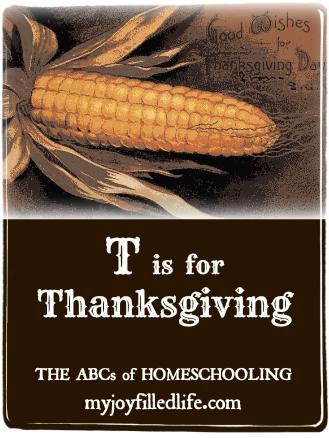T is fir Thanksgiving