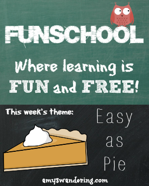 funschool easy as pie