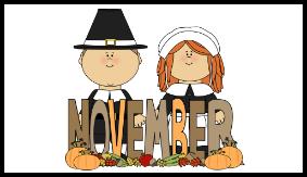 november pilgrim