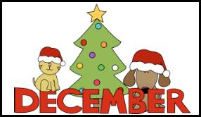 December dog & cat