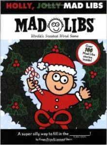 holly jolly mad libs