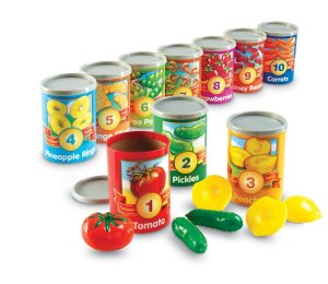 counting cans