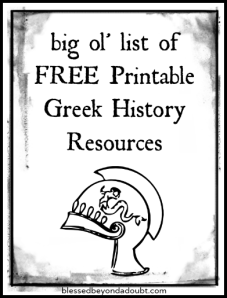 greek resources
