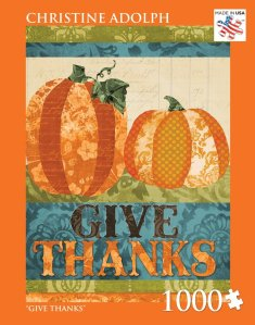 give thanks puzzle