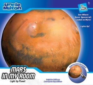 mars in my room