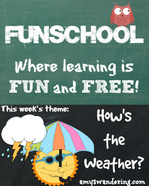 funschool how's the weather