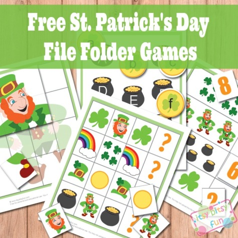 st pat file folders