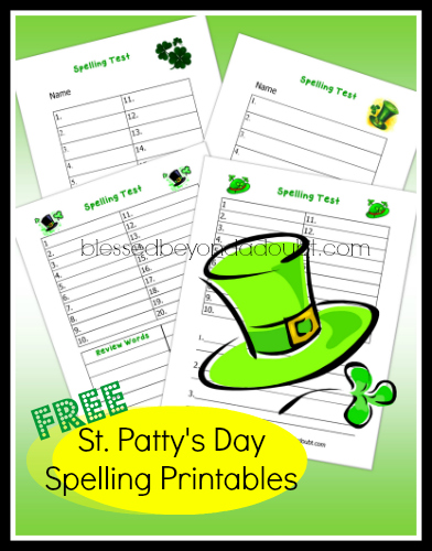 St.-Patricks-Day-Spelling-Printables
