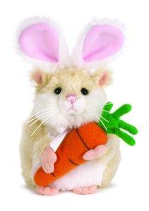 hamster carrot
