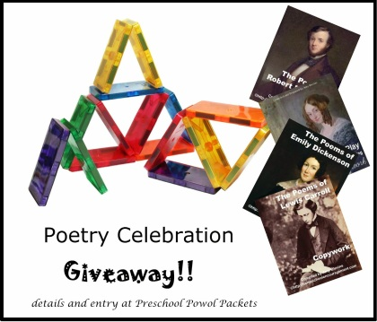 poetry celebration giveaway