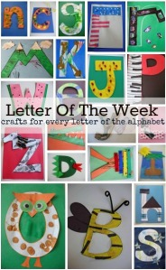 letter-of-the-week-crafts
