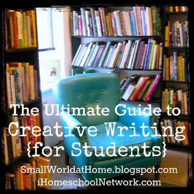 ultimate guide to creative writing