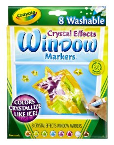 crayola crystal effects markers