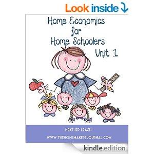 Home Economics for Homeschoolers