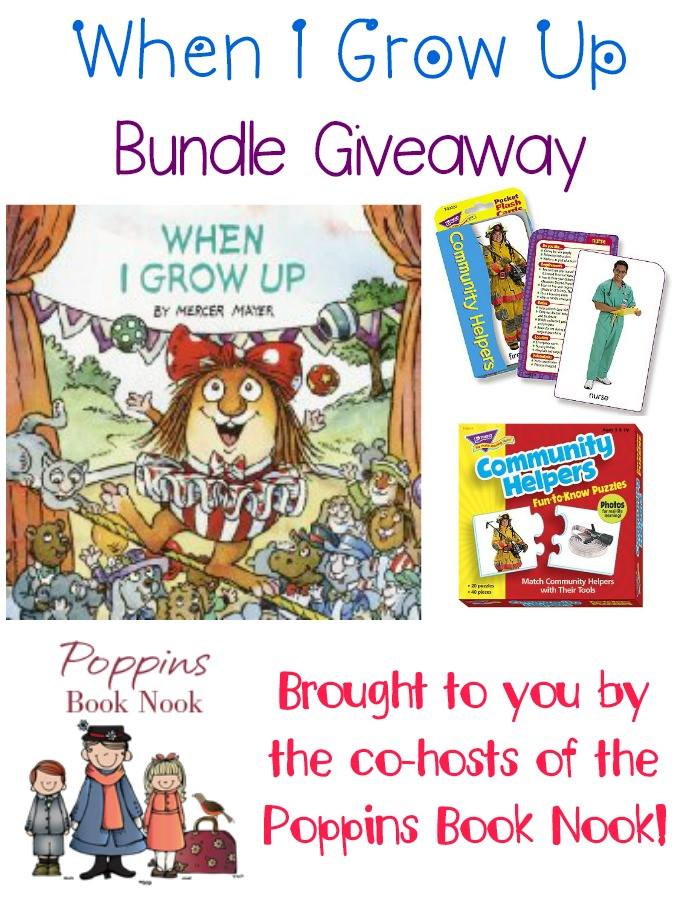 when i grow up giveaway