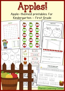 Apple-Worksheets
