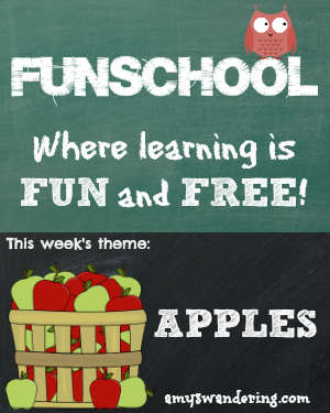 Funschool Apples