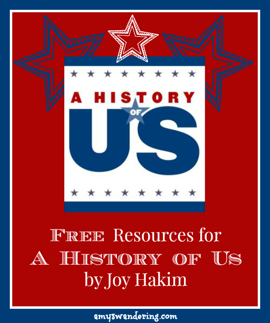 Free Resources for A History of Us