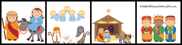 nativity samples