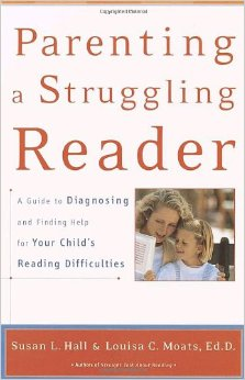 parenting a struggling reader