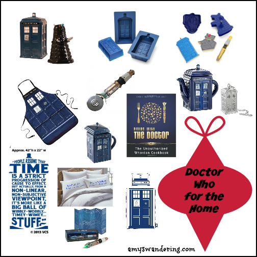 Doctor Who for the Home