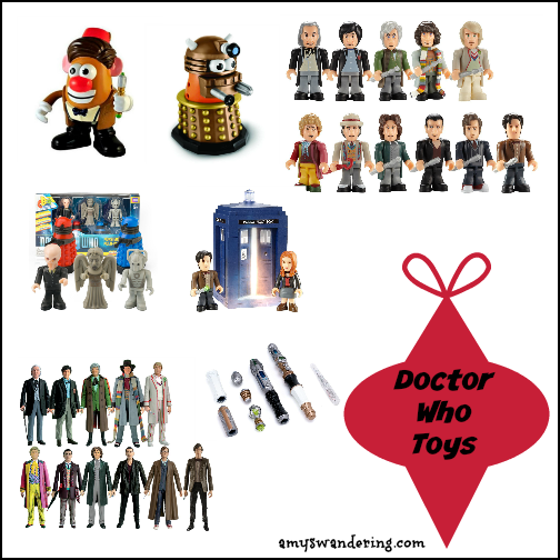 Doctor Who Toys