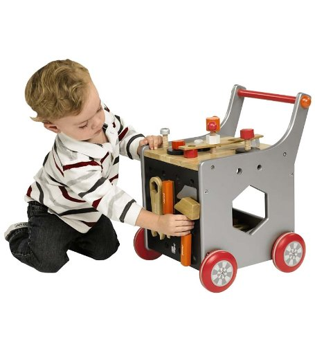 magnetic tool trolley