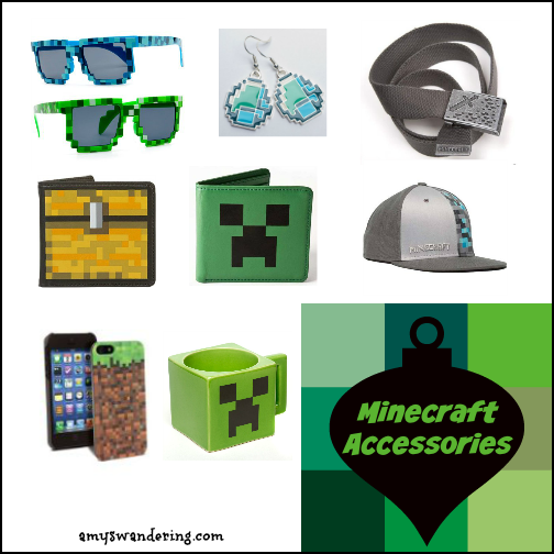 Gift Ideas For Your Minecraft Fanatic Amy S Wandering