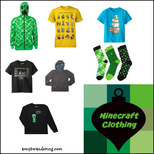 Minecraft Clothing