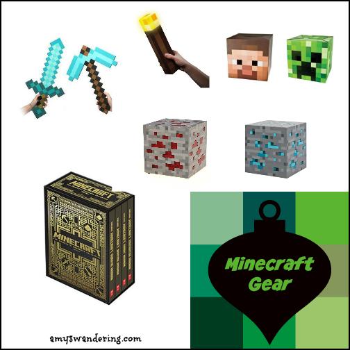 Minecraft Gear