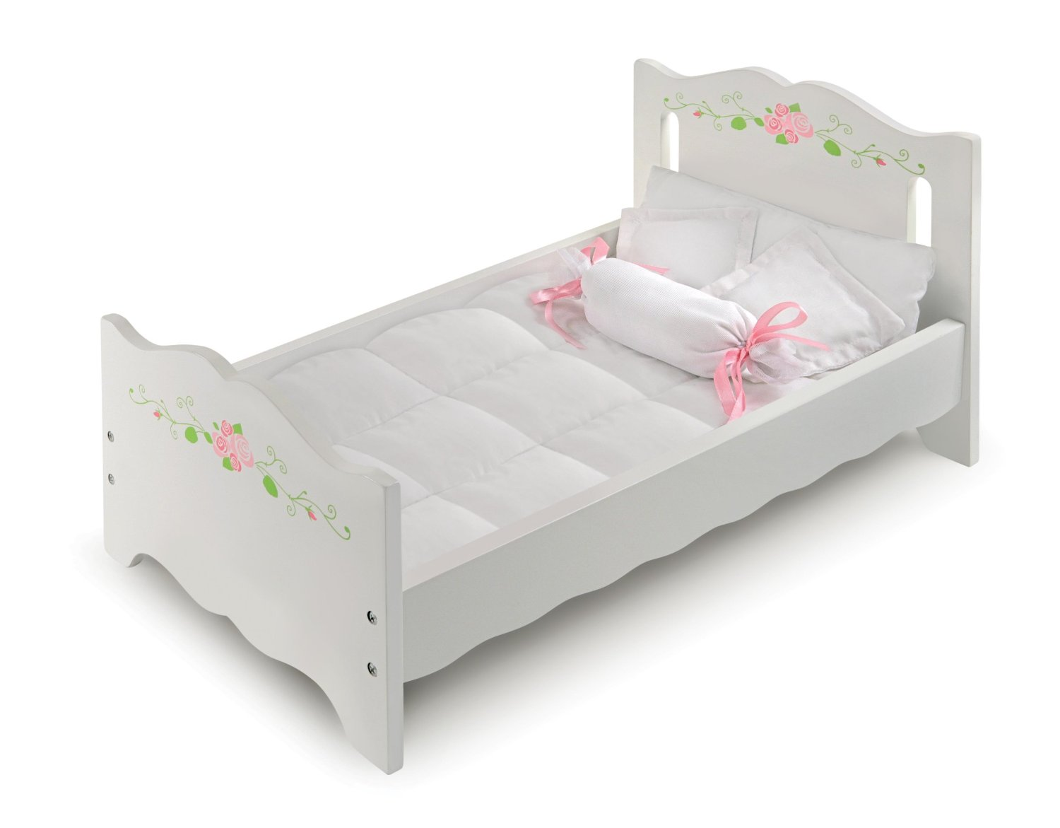 rose doll bed