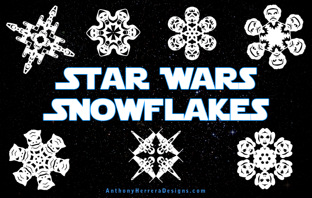 star-wars-snowflakes